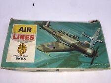 Air Lines Model Plane Blackburn Skua Dive Bomber 1/72 Jc-Jl