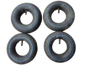 4 x Schlauch Ventil gerade 3.50-4 / Reifen / Transportwagen / Sackkarre / Ersatz