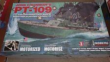 Lindberg 1:32 John F.Kennedy's PT-109 Plastic Model Kit #70813 US Navy WW2