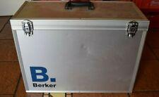 Berker Musterkoffer 59x27x44cm mit Inhalt