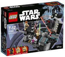 LEGO® Star Wars 75169 - Duel on Naboo™ NEU & OVP Darth Maul Qui-Gon Jinn Kenobi