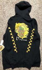 36696d0941 VANS Vincent Van Gogh Skull Hoodie Sweatshirt Size Extra Large XL Unisex