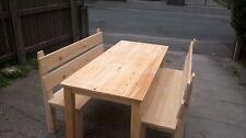Sedie Panche In Vendita Tavoli Da Pranzo Ebay