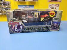 "AMERICAN MUSCLE ERTL  THE MUNSTERS KOACH   ""NEW"""