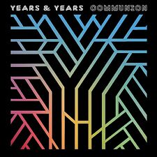 YEARS AND YEARS - COMMUNION - NEW DELUXE CD ALBUM