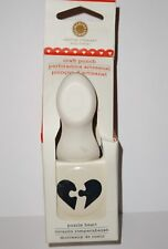 Martha Stewart PUZZLE HEART Punch NEW Craft Punch Valentine's Day
