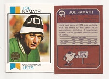 2001 Topps Archives # 140 Joe Namath card New York Jets