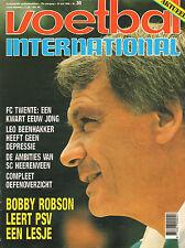 V.I. 1990 nr. 30  - BOBBY ROBSON & PSV / FRITS KORBACH / FC TWENTE / BEENHAKKER