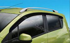 Smoke Window Visor Vent For 2010 Chevy Holden Spark Matiz