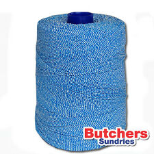 Butchers-Sundries Blue / White Elasticated String / Crafts / Butchers / Twine