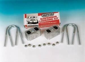 "Ford 1.5"" (37mm) Suspension Lowering Kit Escort/Capri Etc for Road, Race & Rally"