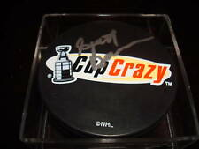 Scotty Bowman Signed Cup Crazy Hockey Puck Autographed a
