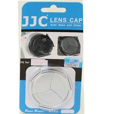 Hood Cap for  Panasonic G Vario 12-32mm auto lens cap With hood Black H-FS12032