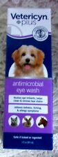 Vetericyn Plus Antimicrobial Eye Wash 3 fl oz (Dogs,Cats, Horses +) EXP. 5/2022