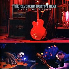 The Reverend Horton Heat - Live at the Fillmore [New CD]