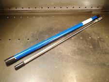Star 12 X 2575 Oal Carbide Tipped Coolant Fed Gun Drill No Internal Thread