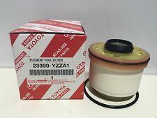 Genuine Element Oil Fuel Filter Kit Diesel Fit Toyota Hilux Hiace Vigo 2005-2014