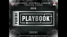 2015 Panini Playbook Football - BASE PARALLEL SERIAL NUMBERED - Pick Your Card