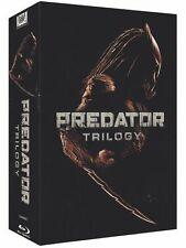 Predator Trilogy (3 Blu-Ray) - ITALIANO ORIGINALE SIGILLATO -