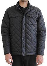 BNWT Captain Fin Co. Semi Puff Jacket Medium Black Coat