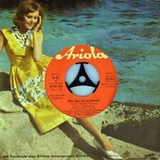 """7"""" UDO JÜRGENS Hier bin ich zu Hause /Schneerose OST Verliebt in Österreich 1967"""