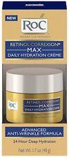 Roc Retinol Correxion Max Daily Hydration Cream 1.7oz