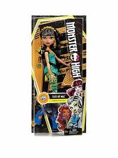 Monster high ~ cleo de nile first day at school ~ brande new in box