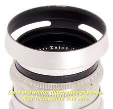 ZEISS Pancolar 1.8/50mm MEYER Oreston 50mm BIOTAR 58mm F2 fit 49mm Lens Hood