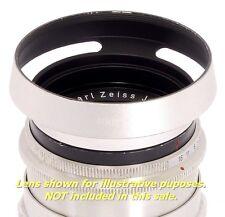 ZEISS Pancolar 1.8/80mm MEYER Oreston 50mm Flektogon 2.4/35 fit 49mm Lens Hood