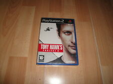 TONY HAWK'S PROJECT 8 DE NEVERSOFT ACTIVISION PARA LA SONY PS2 NUEVO PRECINTADO