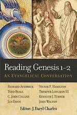 NEW Reading Genesis 1-2: An Evangelical Conversation