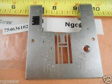 NEEDLE Throat PLATE #754636102 Janome NEW HOME 4618, 4623, 5018, 5024, 5124