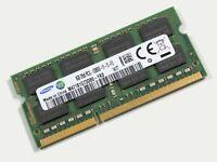 8GB DDR3L-1600 PC3L-12800 1600Mhz SAMSUNG M471B1G73DB0-YK0 ARBEITSSPEICHER