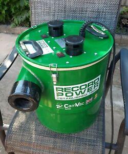 Record Power CamVac CGV286-4 36 L Compact Dust Extractor