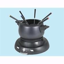 Set per Fonduta elettrico 1300 watt con forchette  Art. TKGFO1001CS