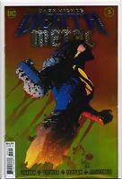 DARK NIGHTS: DEATH METAL #3 (Enhanced Foil Variant) COMIC BOOK ~ DC Comics