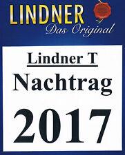LINDNER T NACHTRAG DEUTSCHLAND 2017 BUNDESREPUBLIK BUND VORDRUCK 120b PORTOFREI