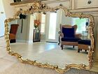 Very+Large+Vintage+Gold+Gilded+Elegant+Mirror+Excellent+Condition%21