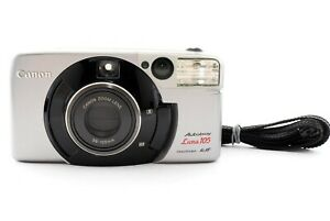Canon Autoboy Luna 105 Point&Shoot Panorama Film Camera FedEx From Japan [Exc]