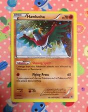 Hawlucha 63/111 Cosmos Holo Promo Edition NM-M - XY Furious Fists - Pokemon Card