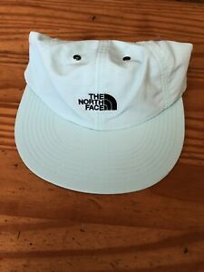 THE NORTH FACE THROWBACK TECH CAP 6-Panel HAT COASTAL GREEN
