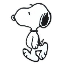 Snoopy - Peanuts Dog Embroidered Cartoon Kids Iron On Patch Movie Charlie Brown