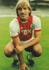 AJAX PHOTO RON WILLEMS