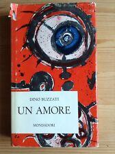 Dino Buzzati, Un amore, Mondadori 1965
