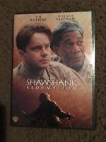 The Shawshank Redemption DVD 1994 Morgan Freeman,Tim Robbins Brand New!