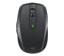 Logitech MX ANYWHERE 2S Black MULTI-COMPUTER CONTROL mouse