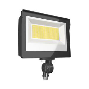 11509LM RAB X17FA80 80W =320W Tunable Color LED Flood Light Fixture 120-277V