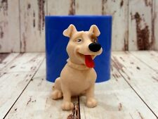 """""""Jack Russell Terrier"""" dog silicone mold for soap and candles making"""