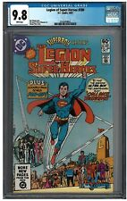 LEGION OF SUPER-HEROES #280 CGC 9.8 (10/81) DC Comics white pages