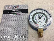 "J/B Industries Refrigeration Gauge, 2.5"" Dial Face M2-250 R12, R22, R502"